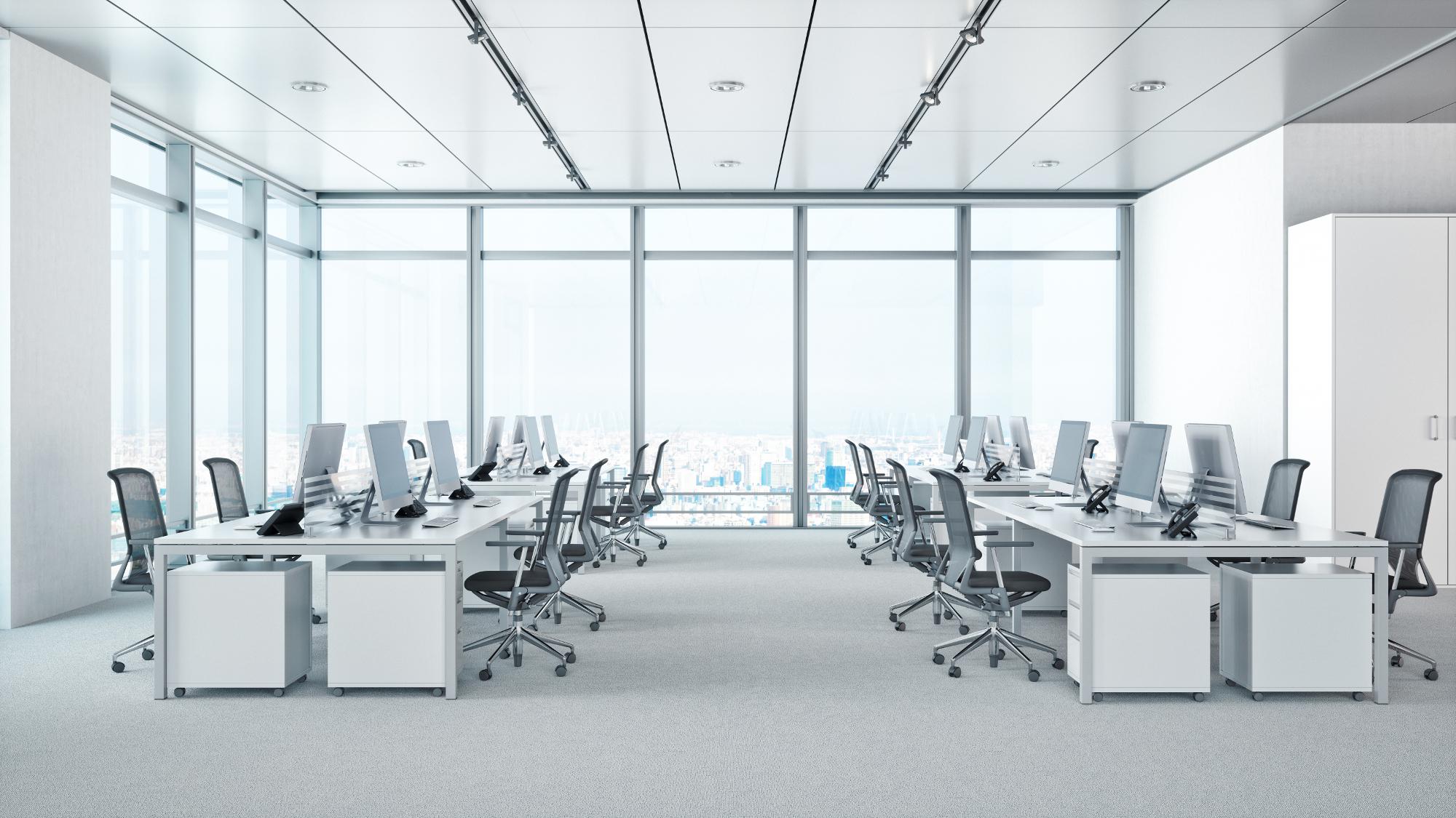 Effiziente Raumgestaltung für Firmen und Büros