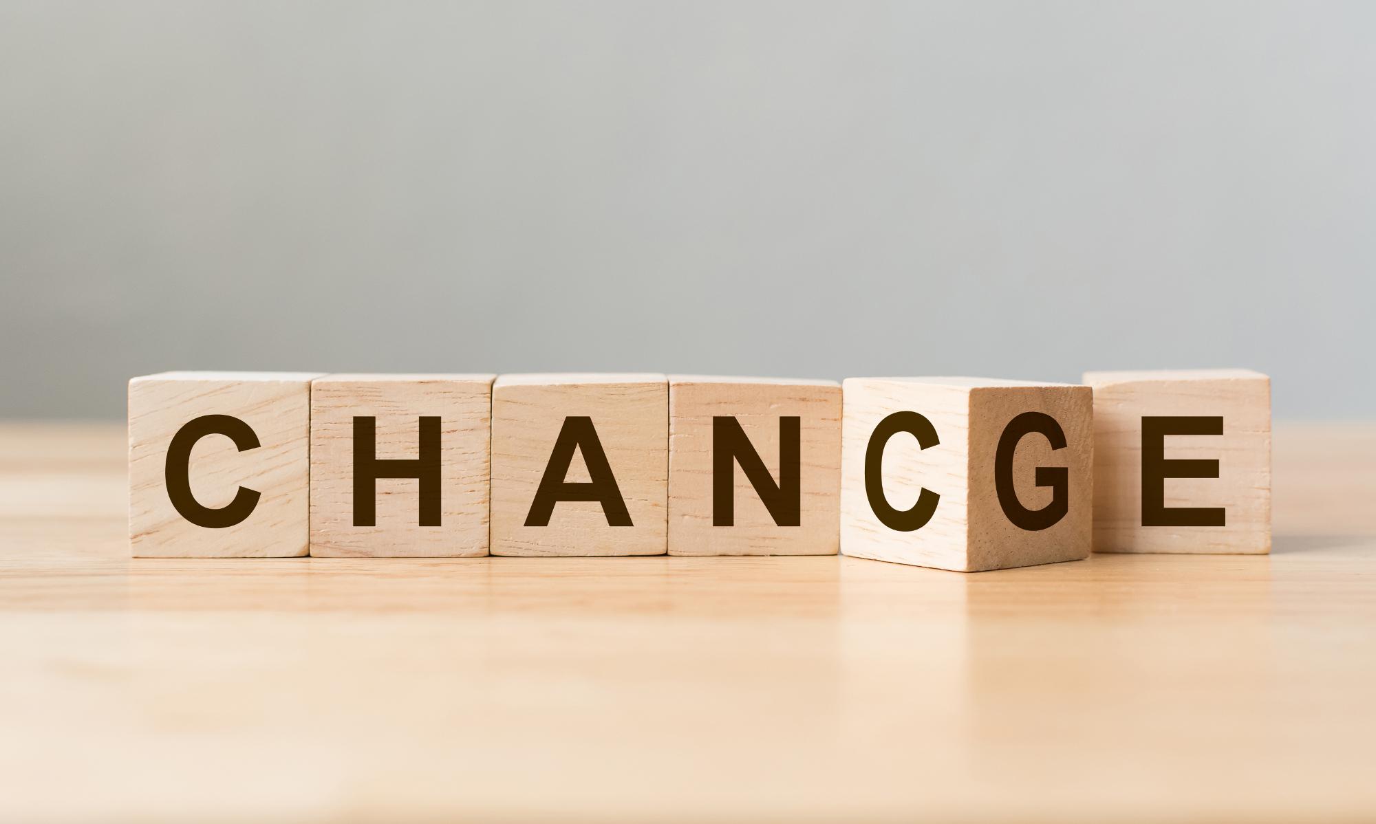 Chance to Change - jeder Umzug ist eine Chance zur Optimierung
